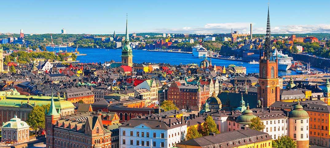 Stockholm – något för alla året om